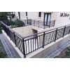 阳台护栏锌钢扶手飘窗露台市政防护栏杆楼梯扶手室外阳台扶手