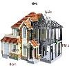 轻钢结构_知名的郑州中原区轻钢别墅供应商