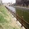 滨州水泥仿木护栏_哪里能买到优良的水泥仿木护栏