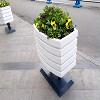 锦州PVC花箱生产厂家_沈阳杰欣景观绿程划算的PVC花箱出售