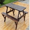 重泰防腐木提供好的碳化木制品定制服務 盤錦戶外防腐木地板