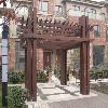 西安小木屋定做_实惠的太原塑木护栏哪里有供应
