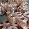 高导电T2紫铜带、紫铜箔0.01、0.02、0.025mm