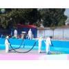 屋顶屋面游泳池鲁蒙聚脲弹性防水涂料