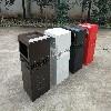 太原LED太阳能果皮箱定做|品质好的太原垃圾桶供应