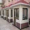 赤峰门卫岗亭|沈阳梓诺彩钢工程提供质量硬的门卫岗亭