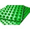 济南供应15高车库绿化透水板15高塑料夹层板