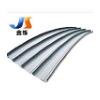 杭州厂家直销铝镁锰65-400直立锁边屋面板0.7mm