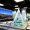 云頂勇創科技工作室專業制作新疆地形沙盤,阿勒泰地形沙盤3d模型