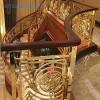 連我都在驚嘆這款銅藝樓梯它的美